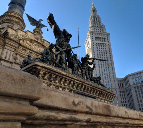 Downtown Cleveland Walking Tour