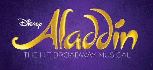 Aladdin at the State Theater