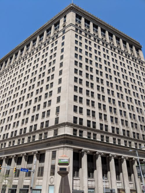 Huntington Building Sold