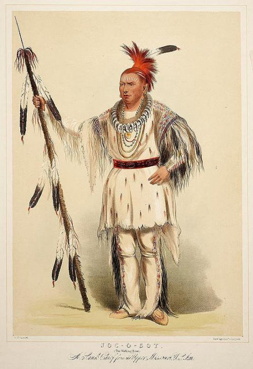 Spooky Cleveland – Indian Chief Joc-O-Sot