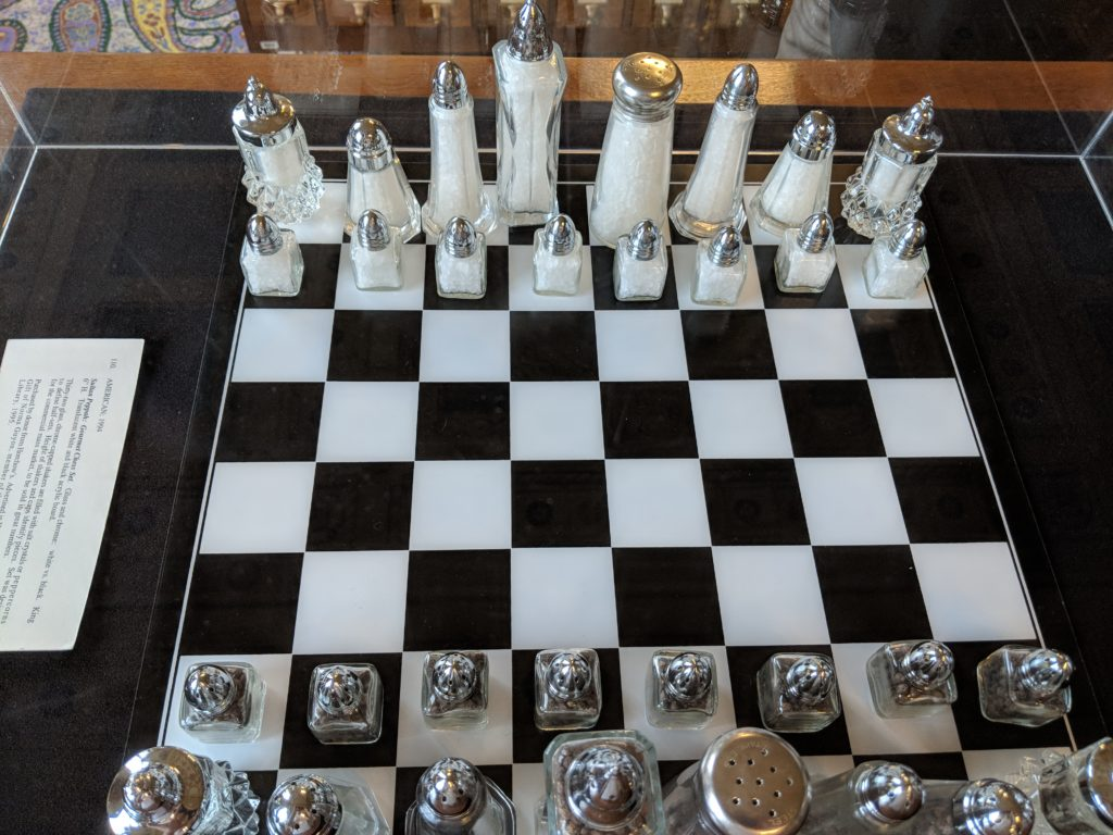 Chess Collection in Cleveland