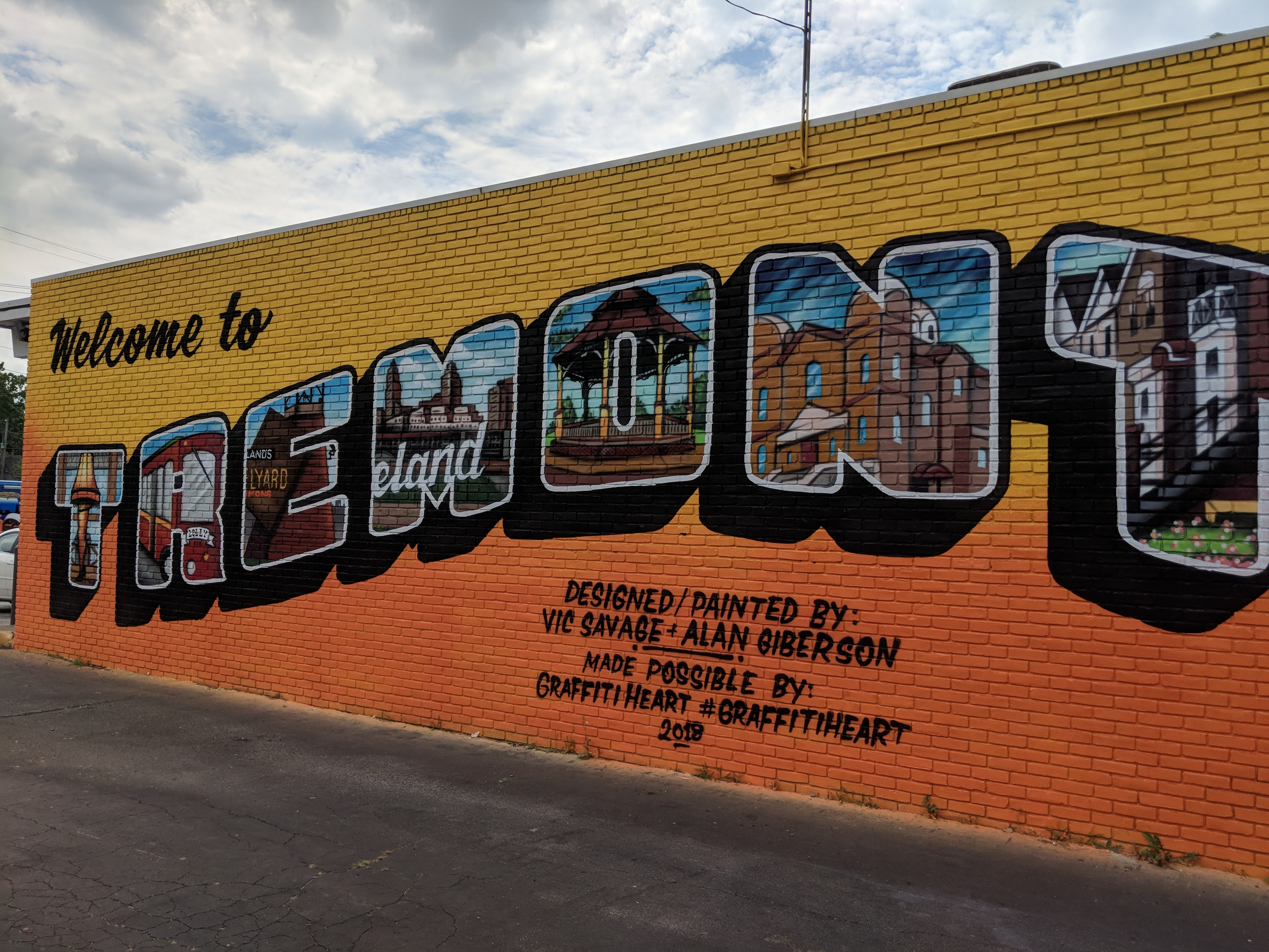 Welcome to Tremont Mural