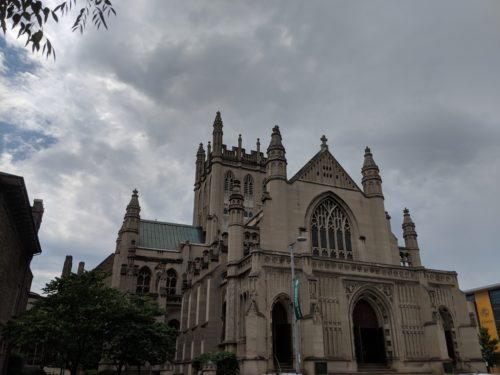 Cleveland Churches Series – Trinity Cathedral