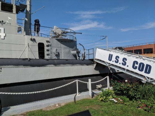 U.S.S. Cod