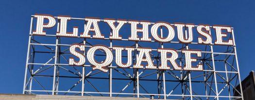 Playhouse Square Symbols – Retro Sign