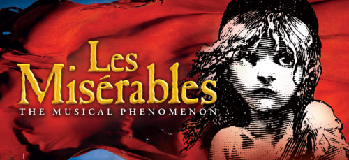 Les Miserables at Playhouse Square