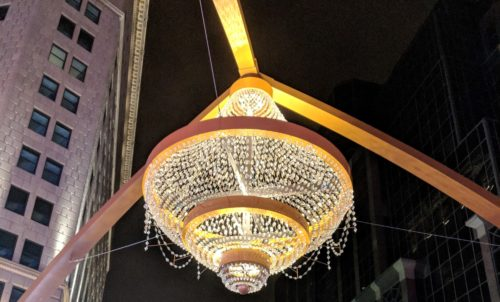 Playhouse Square Symbols – Chandelier