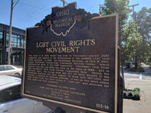 Ohio LGBT Civil Rights Marker