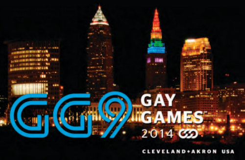 Gay Games in Cleveland and Akron in 2014