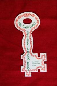 Cardboard Key from Halle's Mr. Jingeling