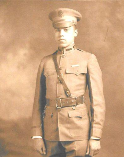 Lt. Dillard Jesse Firse of Cleveland