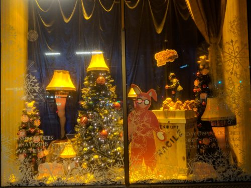 Higbees Window Displays
