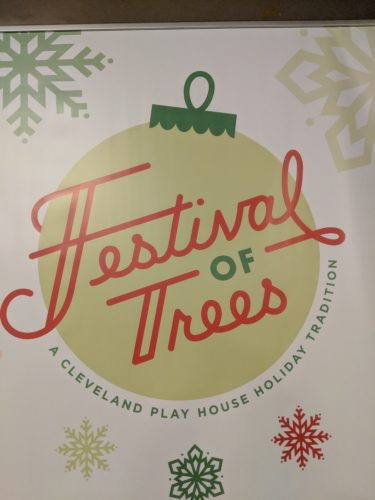 The Allen's Festival of Trees in Cleveland