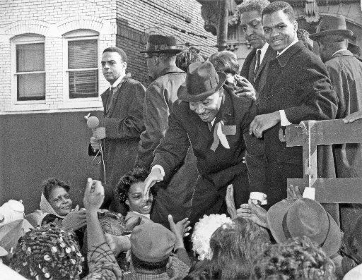 Dr. King in Cleveland