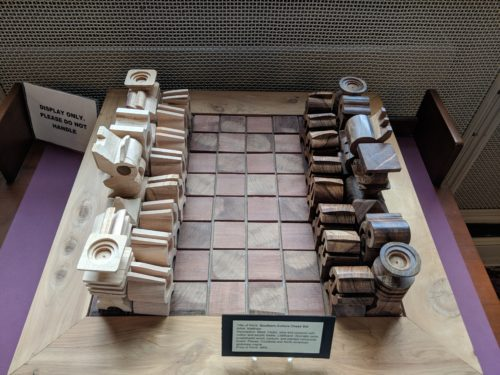 CPL's Chess Set Collection