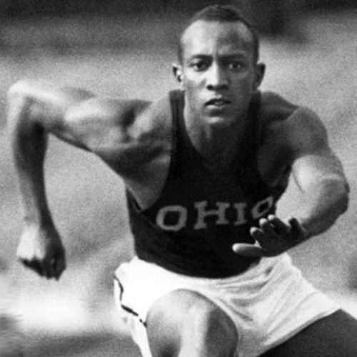 Black History Month - Jesse Owens - Tours of Cleveland, LLC