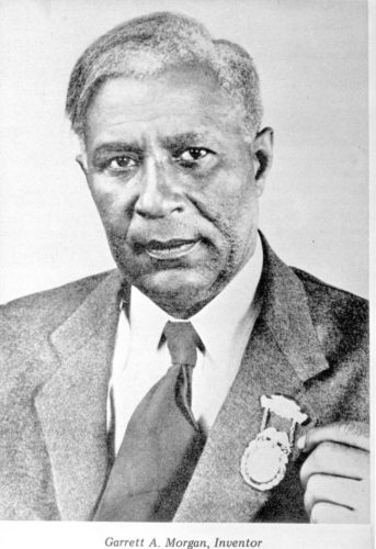 Black History Month – Garrett Morgan