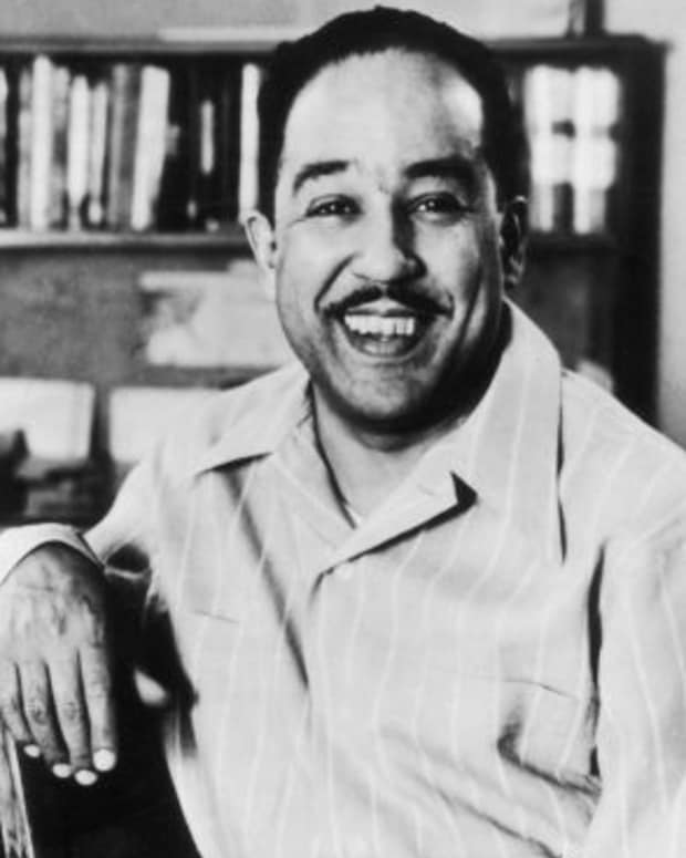 Langston Hughes plays performed at Karamu House in Cleveland