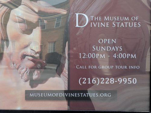 Museum of Divine Statues