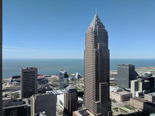 Terminal Tower Observation Deck Reopens in April