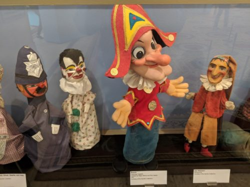Clevleand Public Library hosts World of Puppets