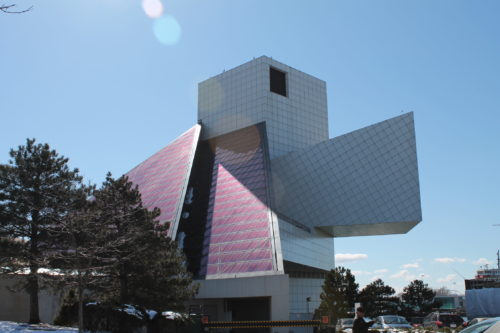 Rock Halls' I. M. Pei