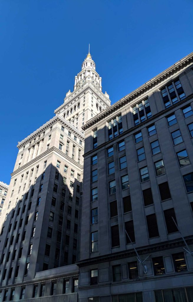 A Walking Tour of Cleveland, Ohio (Look Up, America!)