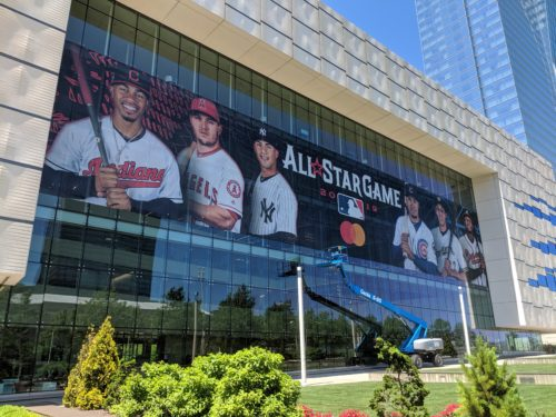 All Star Game Cleveland