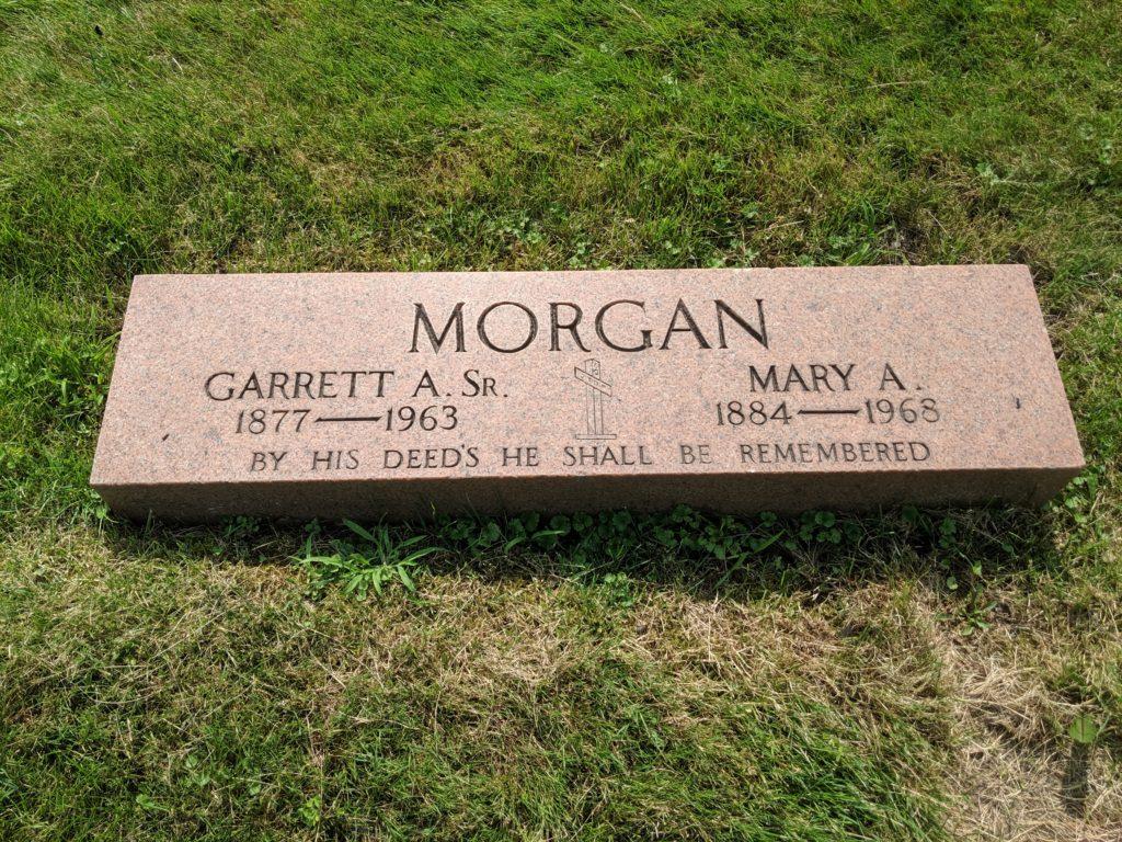 Garrett Morgan of Cleveland
