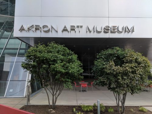 Akron Art Museum – Cleveland Connection