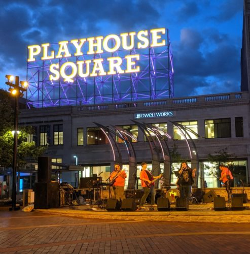 Playhouse Square District