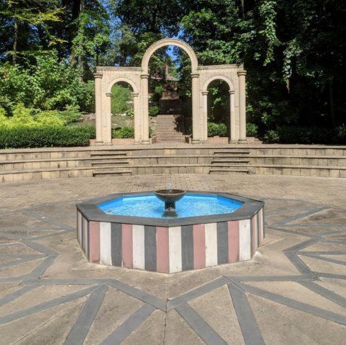 Syrian Cultural Garden