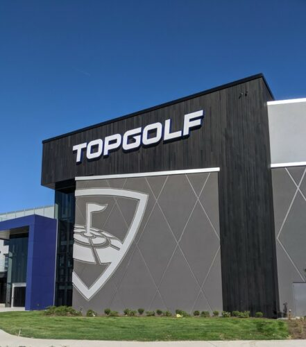 Top Golf Cleveland Area