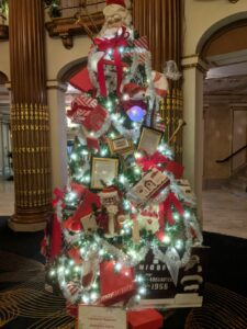 Downtown Cleveland Department Stores Tree