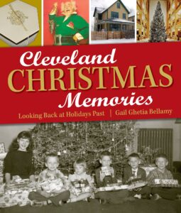 Cleveland Christmas Memories Cover by Gail Bellamy