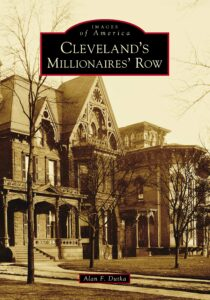 Cleveland's Millionaire's Row Cover by Alan Dutka