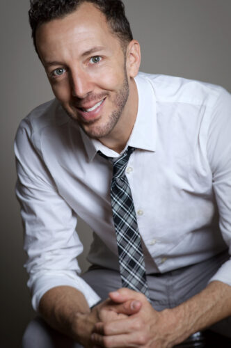 Actor Brian Golub