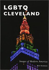 LGBT Cleveland by Ken Schneck Book Cover