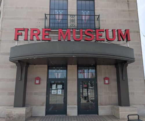 Fire Museum in Cleveland