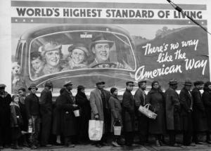 Kentucky Flood 1937 by Margaret Bourke-White
