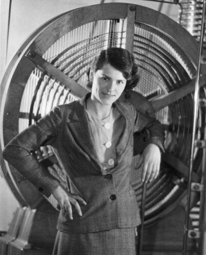 Photographer Margaret Bourke-White
