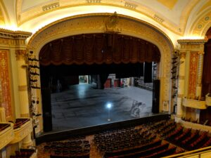 State Theater in Cleveland Interior